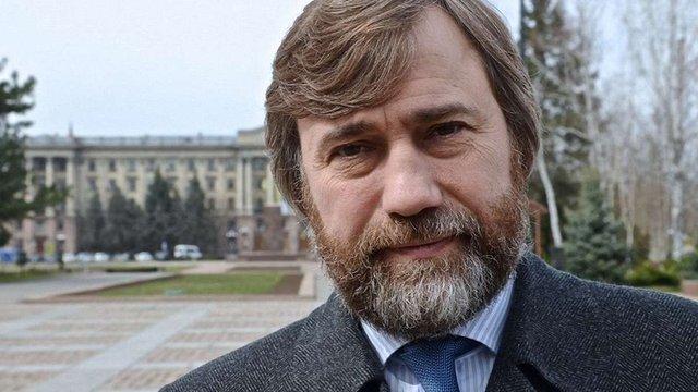 Нардеп Вадим Новинський відклав на день повернення в Україну