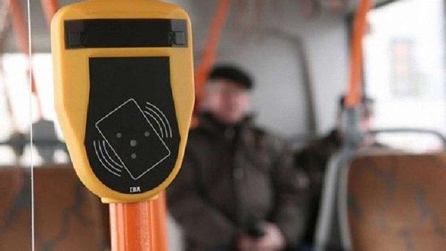 17 листопада Львів підпише угоду з ЄБРР щодо впровадження е-квитка у транспорті