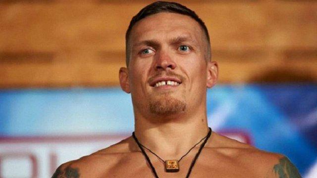 Олександр Усик знайшов нового суперника на бій 17 грудня
