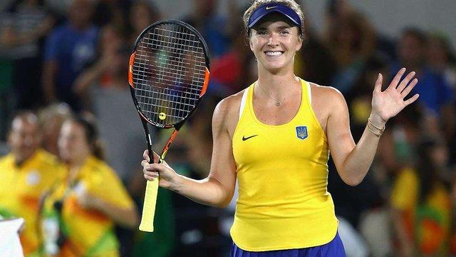 Еліна Світоліна стала єдиною жінкою в українському спорті, яка заробила понад $1 млн за рік