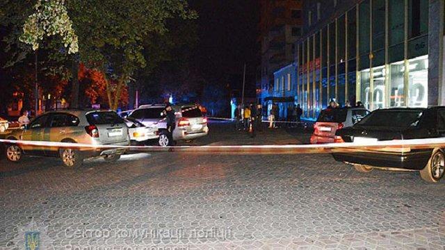 Поліція затримала чоловіка, який підірвав гранату біля розважального центру в Луцьку