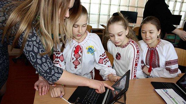 У 2017 році у львівських школах почнуть запроваджувати електронні щоденники