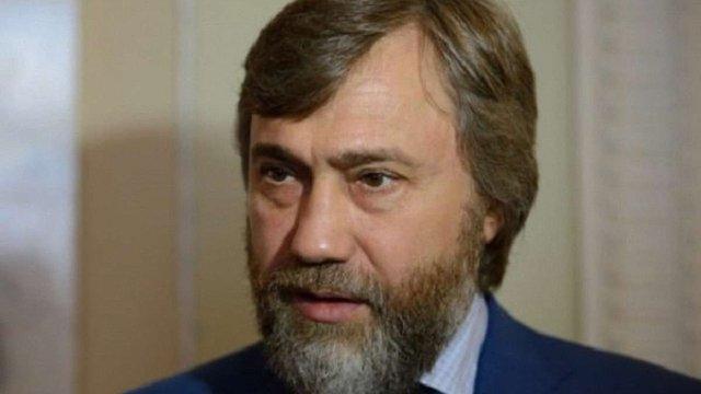 Нардеп Вадим Новинський отримав подання ГПУ щодо зняття з нього недоторканості