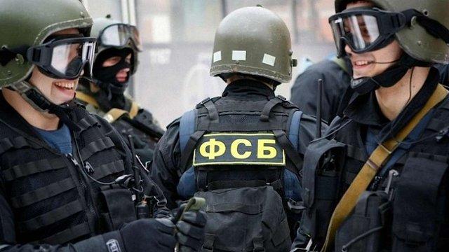 Росія вдруге за рік повідомила про затримання в окупованому Криму «українських диверсантів»