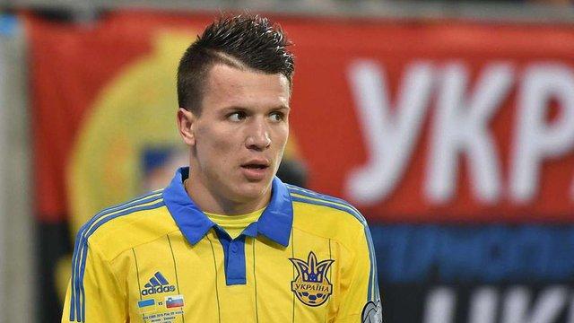 Євген Коноплянка може пропустити матч проти Фінляндії
