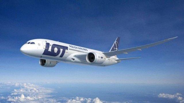 У Львівському аеропорту через несправність не зміг сісти літак з Варшави
