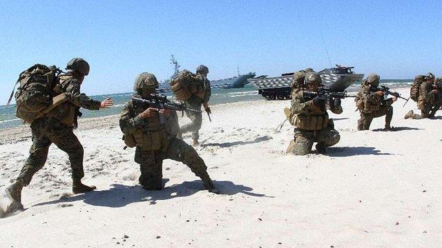 США будуть зміцнювати свої війська в Європі незалежно від намірів Трампа, – Пентагон