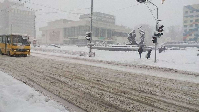 "Результат пошуку зображень за запитом ""франківськ снігопад"""