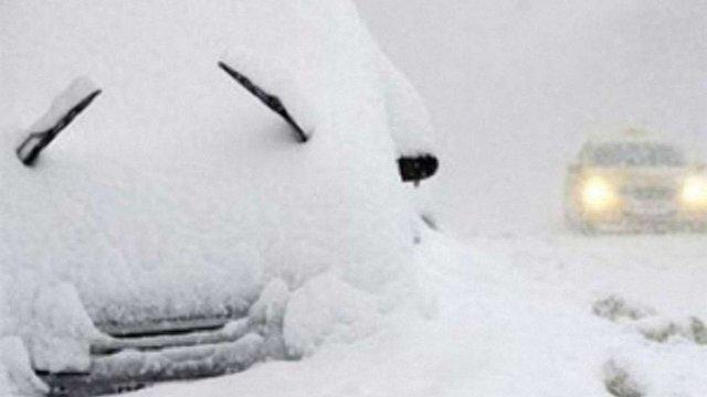 «Укравтодор» просить надсилати йому фото засніжених автошляхів