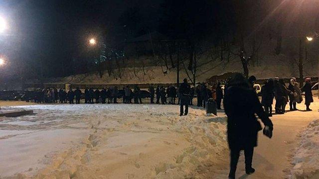 Водії львівських маршруток не вийшли вчасно на рейси через проблеми з добиранням до міста