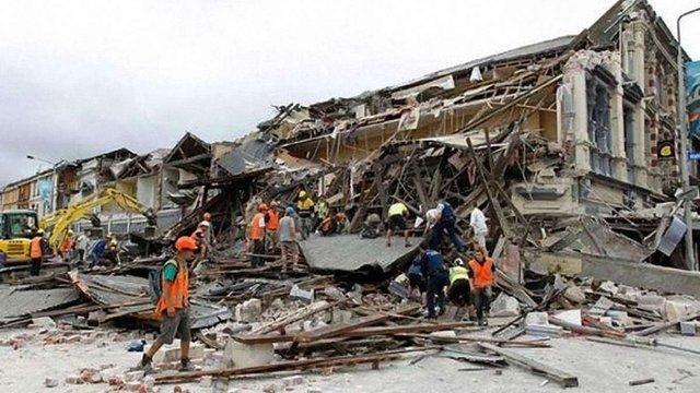 МЗС порекомендувало українцям утриматися від поїздок до Нової Зеландії через землетрус
