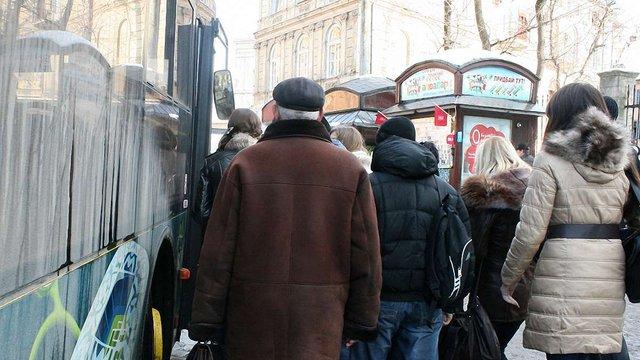 У Львові протягом дня на маршрут виїдуть більше 550 автобусів