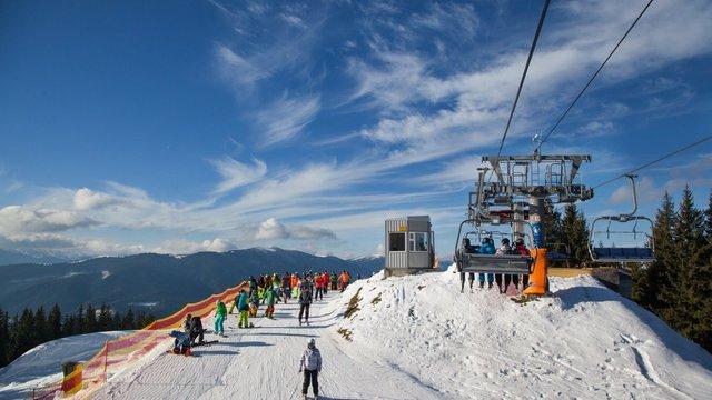 «Буковель» відкриє лижний сезон 18 листопада