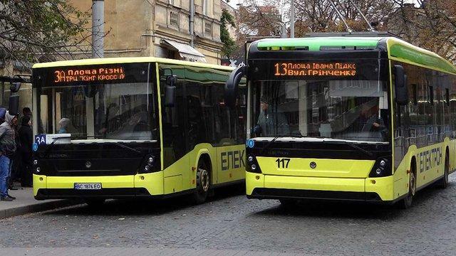 Львів отримає €39 млн від ЄІБ на розвиток громадського транспорту