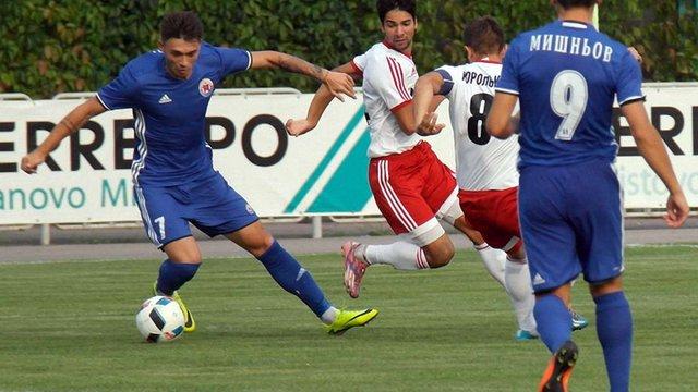 Чотирьох футболістів із першої ліги підозрюють в участі у договірному матчі