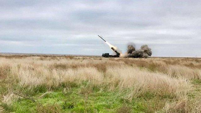 В Україні провели випробування нової ракети