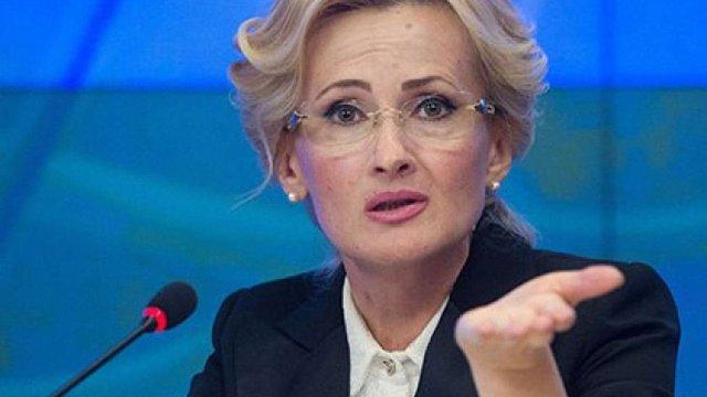 Віце-спікер Держдуми пов'язала відмову Кремля від Римського статуту зі звітом МКС щодо Криму