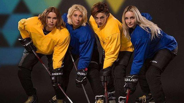 В Україні стартує перший в історії чемпіонат з хокею серед жінок