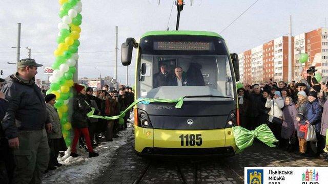 Сихів з'єднають трамвайною колією з вул. Княгині Ольги
