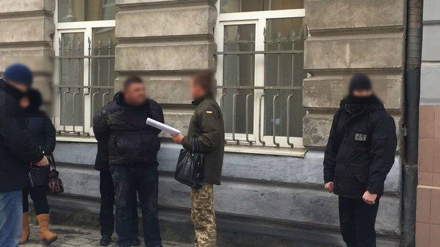 Юрія Гольця відсторонили від роботи у Львівській міськраді