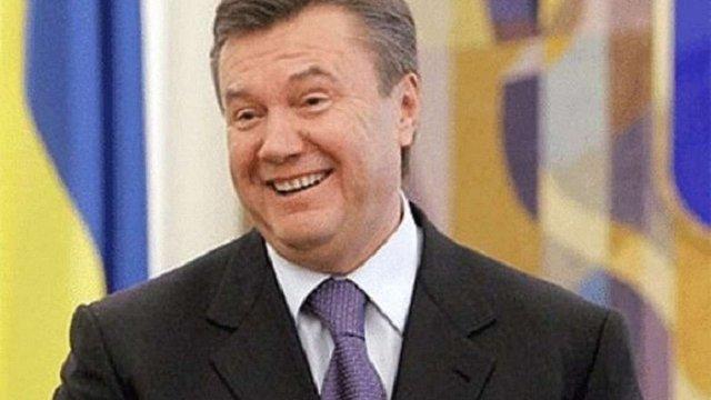 Генпрокуратура зупинила розслідування у справі Януковича