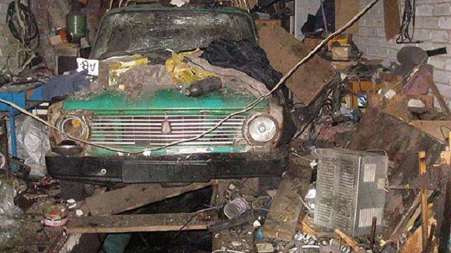 В автокооперативі у Чернігові стався вибух, є загиблий