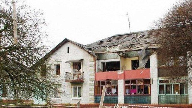 У житловому будинку на Волині стався вибух газу