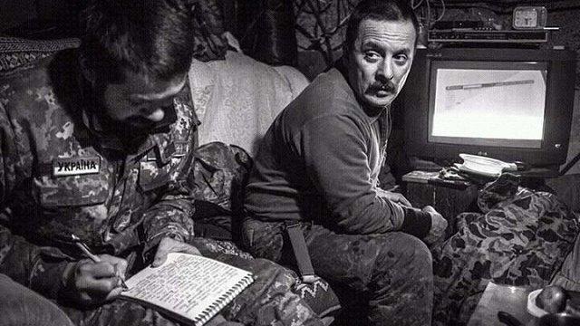 На Донбасі загинув керівник розвідпідрозділу 128-ї бригади ЗСУ