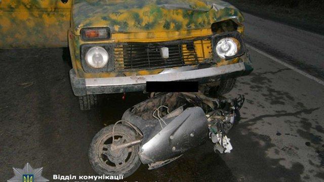 Внаслідок наїзду автомобіля на Рівненщині загинула 25-річна дівчина