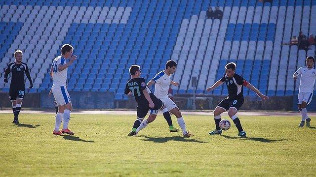 У Криму створили власну футбольну збірну
