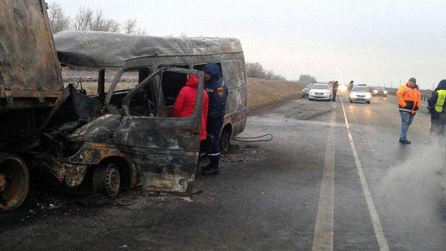 Шестеро українців загинули у ДТП у Ростовській області РФ