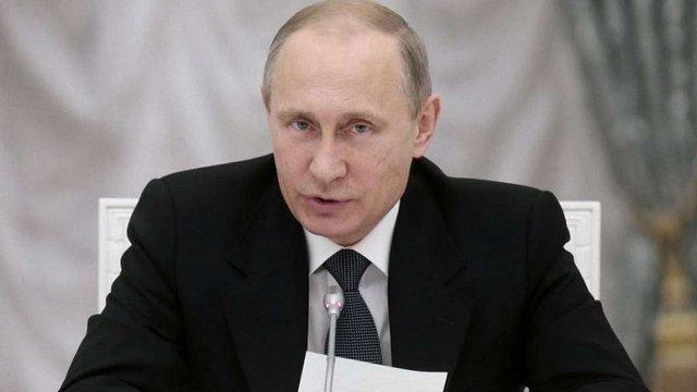 Володимир Путін заявив, що Росія відповість на розширення НАТО