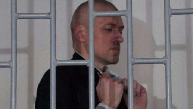 Російський суд визнав українського політв'язня винним в образі прокурора