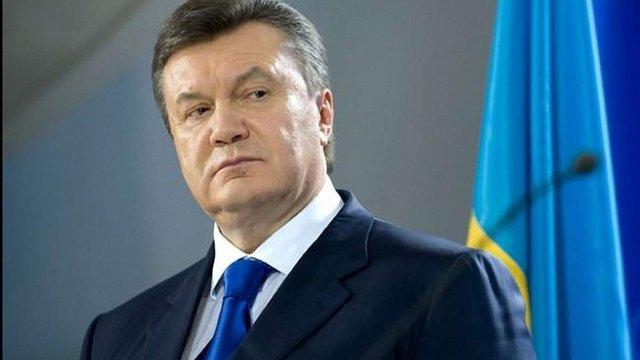 Суд призначив відеодопит Януковича на 25 листопада