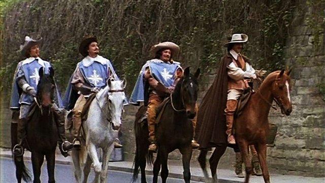 Від Порошенка вимагають заборонити фільм «Д'Артаньян і три мушкетери»