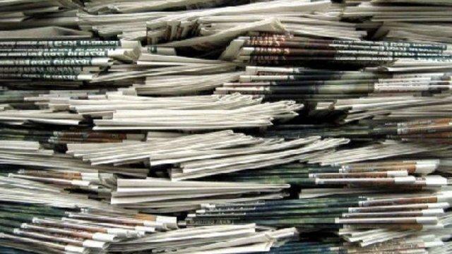 Кабмін затвердив перелік друкованих ЗМІ, які підлягають роздержавленню