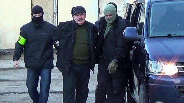 ФСБ затримала у Криму колишнього російського військового за «шпигунство на користь України»