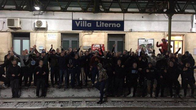 Поліція затримала 86 вболівальників «Динамо» у передмісті Неаполя