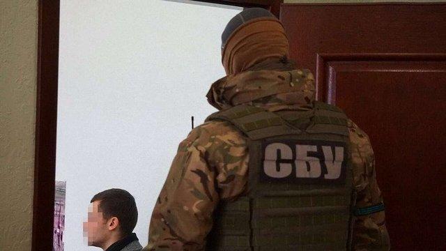 СБУ почала обшуки на морському терміналі, який належить російському бізнесменові