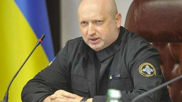 Турчинов заперечив наміри провести ракетні випробування у повітряному просторі РФ