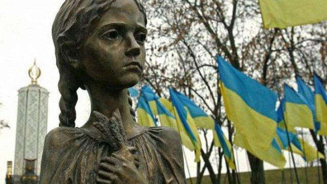 В Україні та світі вшановують пам'ять жертв голодоморів