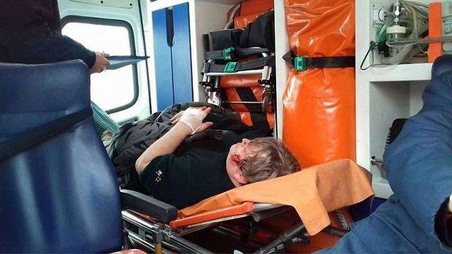 У Харкові невідомі особи побили активіста місцевого Євромайдану