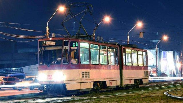 Трамвайний маршрут №3 у Львові не відновлять після відкриття вулиць