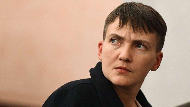 Надія Савченко має намір створити свою політичну партію