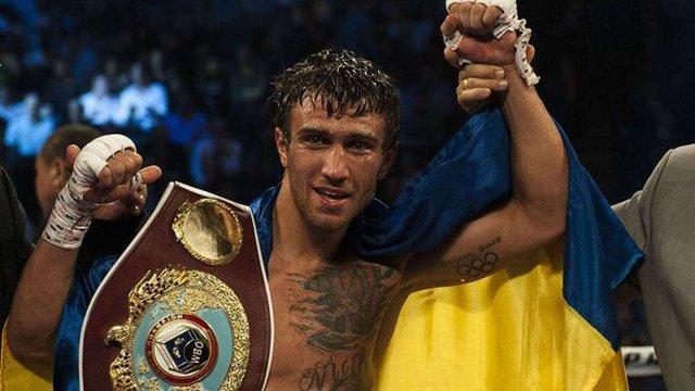 Український боксер Василь Ломаченко відстояв титул чемпіона світу WBO