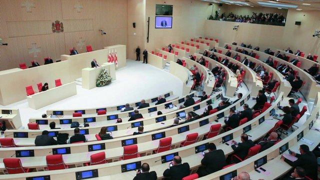 У Грузії парламент затвердив новий склад уряду