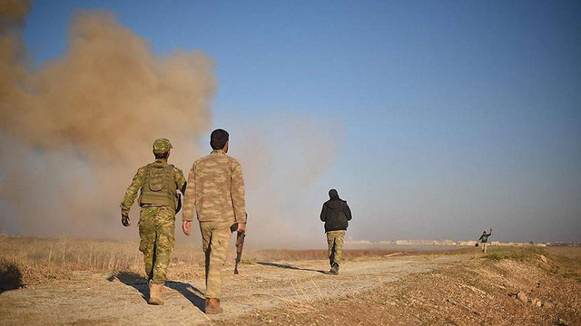 Бойовики ІДІЛ застосували в Сирії хімічну зброю, – турецький Генштаб
