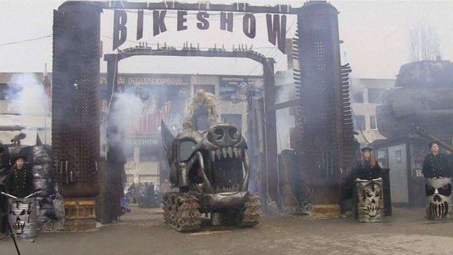 Окупаційна влада Криму відкрила «дитячий» парк розваг у Севастополі