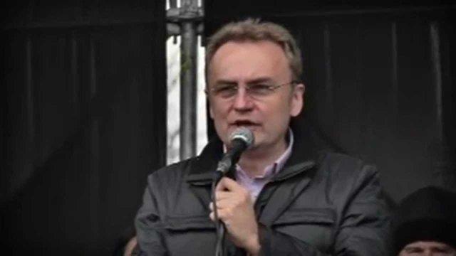 Садовий заявив, що «Самопоміч» готова до перевиборів Верховної Ради