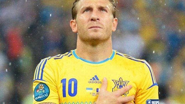 Футболіст Андрій Воронін розповів, чому ніколи не говорив українською